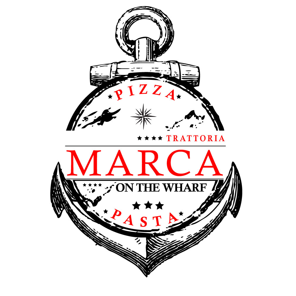 Logo Design by keekee360 - Entry No. 29 in the Logo Design Contest New Logo Design for Marca on the Wharf.