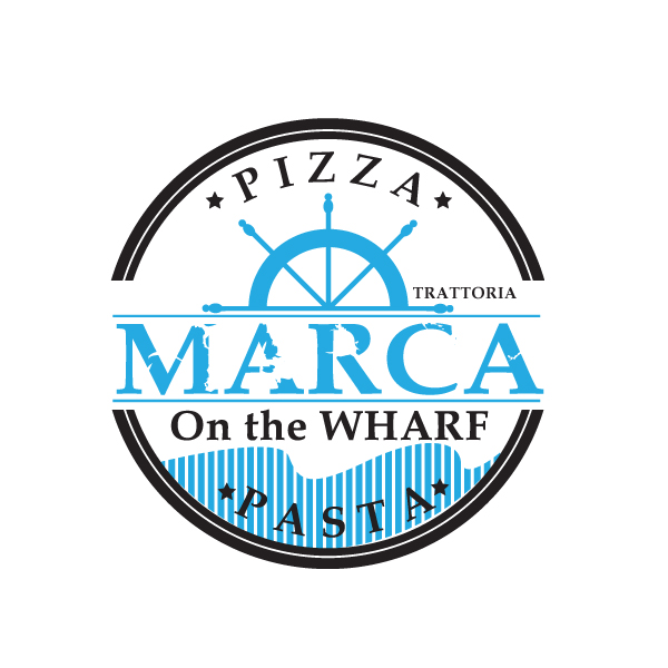 Logo Design by storm - Entry No. 30 in the Logo Design Contest New Logo Design for Marca on the Wharf.