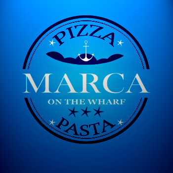 Logo Design by Private User - Entry No. 33 in the Logo Design Contest New Logo Design for Marca on the Wharf.