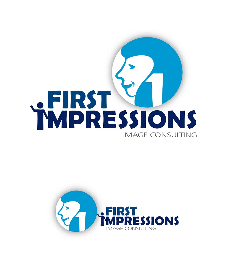 Logo Design by kowreck - Entry No. 2 in the Logo Design Contest First Impressions Image Consulting Logo Design.