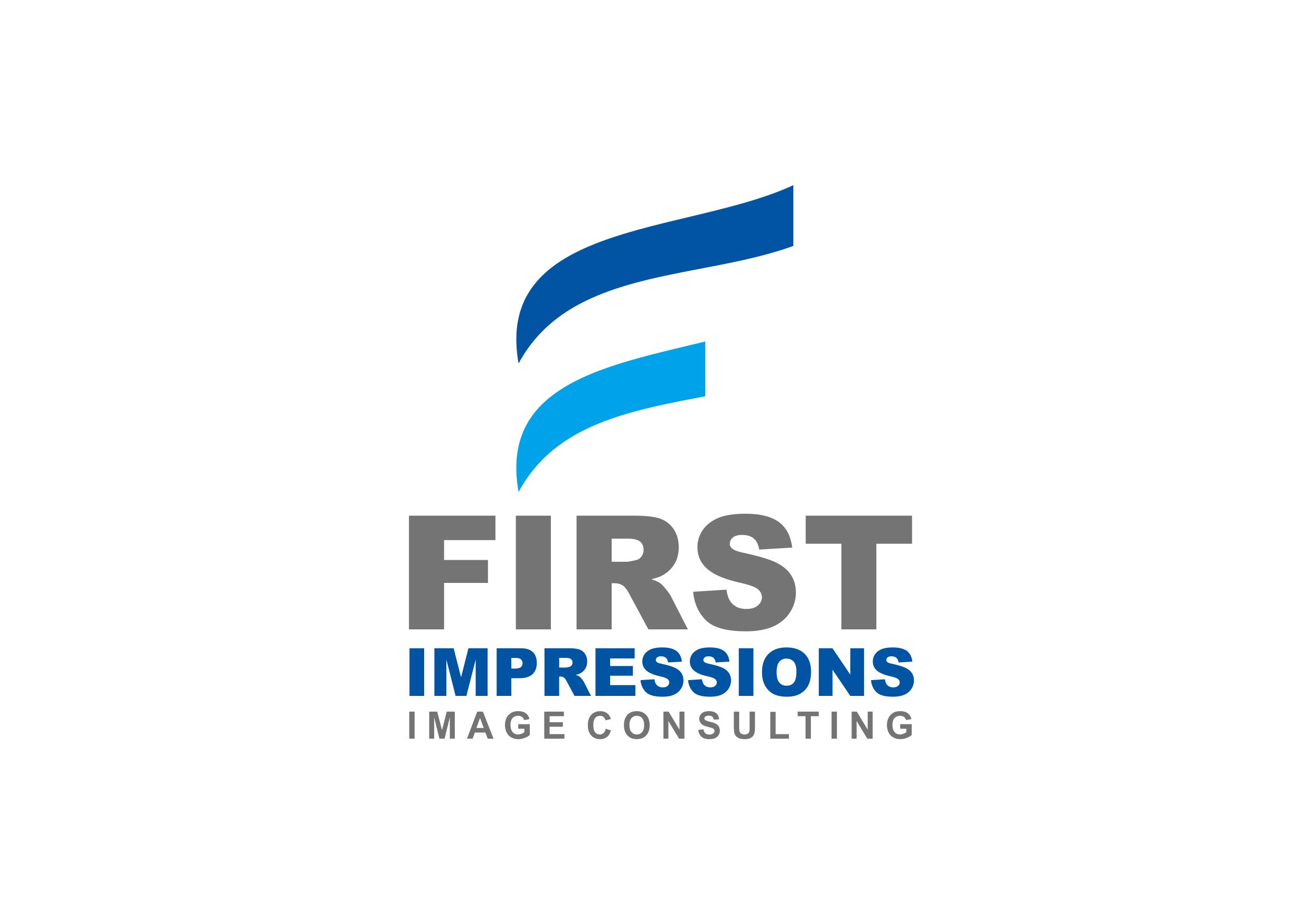 Logo Design by Teguh Mudjianto - Entry No. 6 in the Logo Design Contest First Impressions Image Consulting Logo Design.