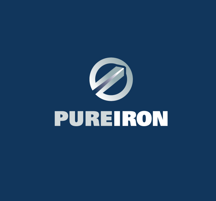 Logo Design by Private User - Entry No. 26 in the Logo Design Contest Fun Logo Design for Pure Iron.