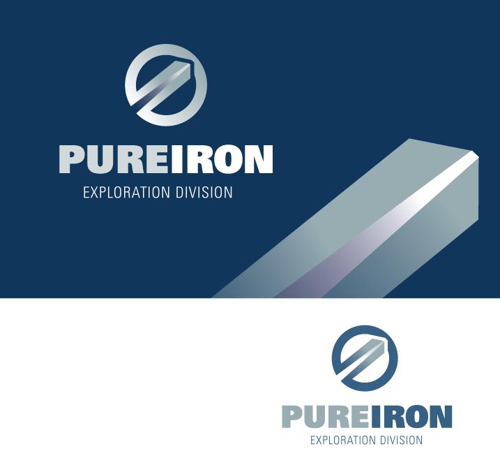Logo Design by Private User - Entry No. 27 in the Logo Design Contest Fun Logo Design for Pure Iron.