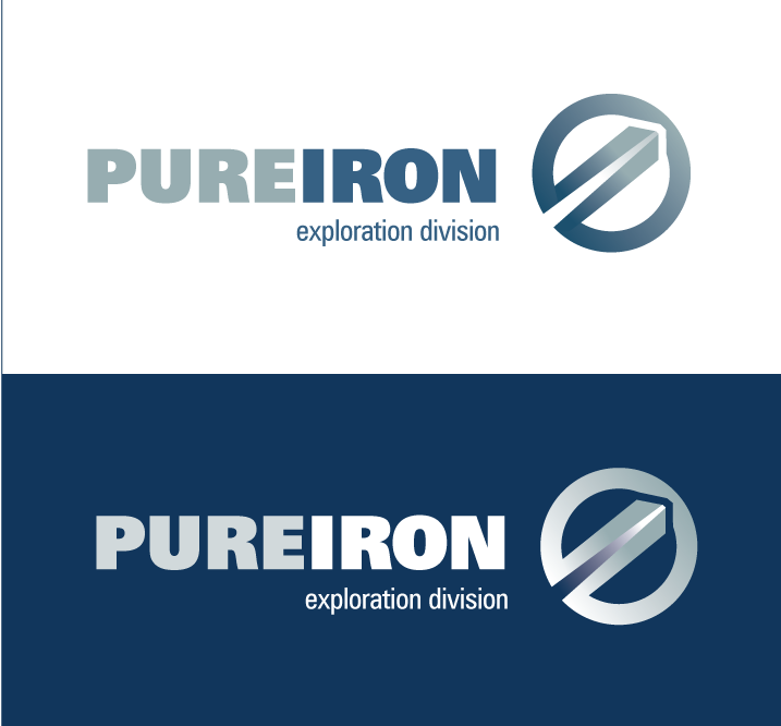 Logo Design by Private User - Entry No. 29 in the Logo Design Contest Fun Logo Design for Pure Iron.
