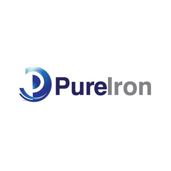 Logo Design by stormbighit - Entry No. 34 in the Logo Design Contest Fun Logo Design for Pure Iron.