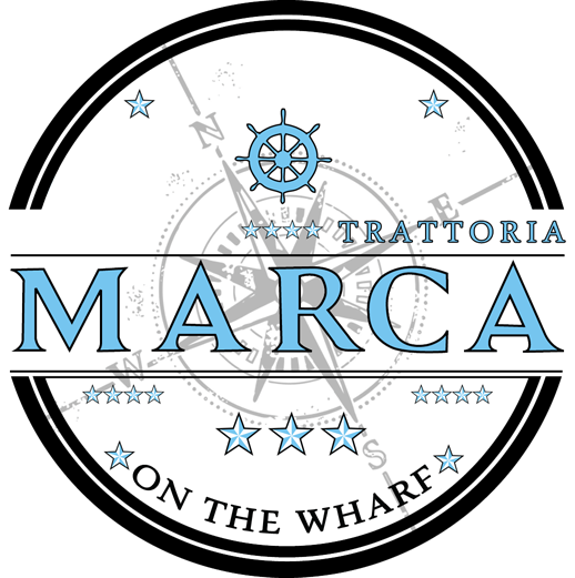 Logo Design by Lefky - Entry No. 47 in the Logo Design Contest New Logo Design for Marca on the Wharf.