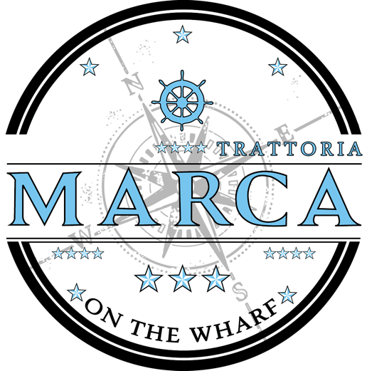 Logo Design by Lefky - Entry No. 49 in the Logo Design Contest New Logo Design for Marca on the Wharf.