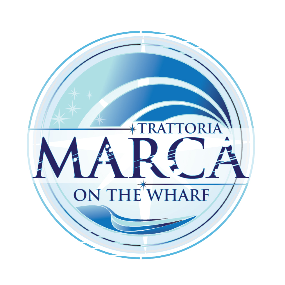 Logo Design by stormbighit - Entry No. 51 in the Logo Design Contest New Logo Design for Marca on the Wharf.