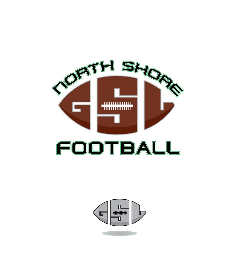 Logo Design by kowreck - Entry No. 5 in the Logo Design Contest Unique Logo Design Wanted for GSL Football, also known as North Shore Football.