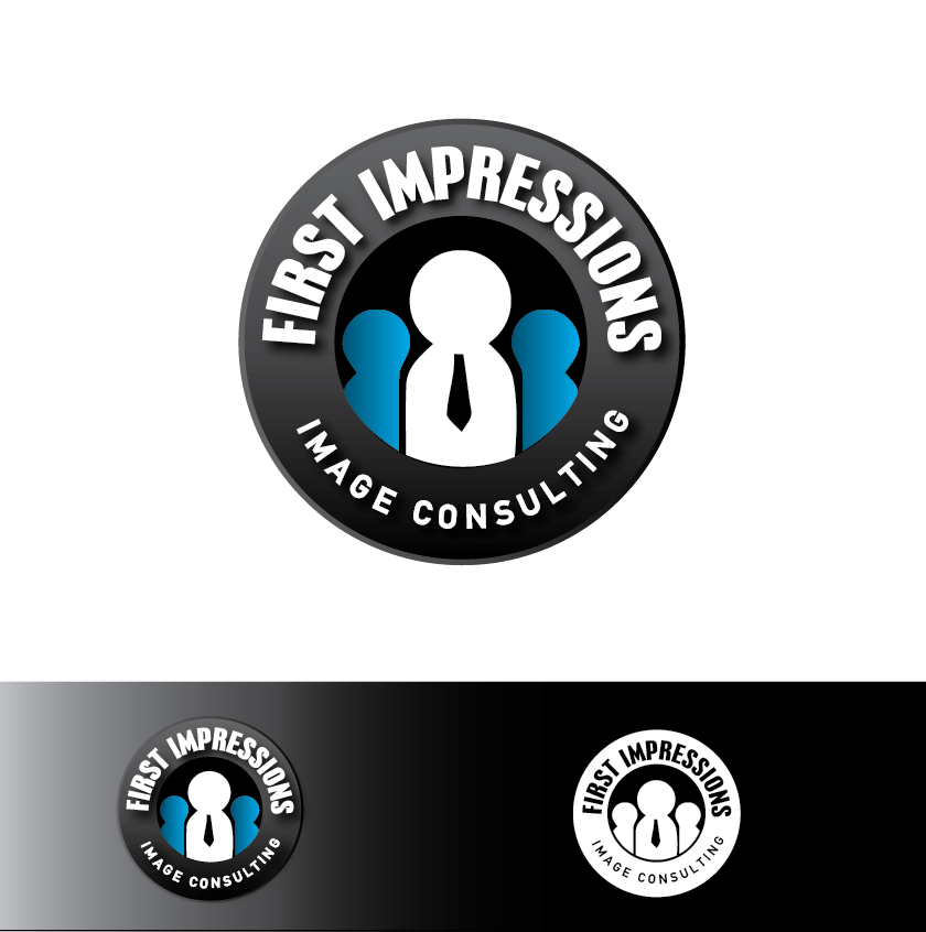 Logo Design by limix - Entry No. 23 in the Logo Design Contest First Impressions Image Consulting Logo Design.