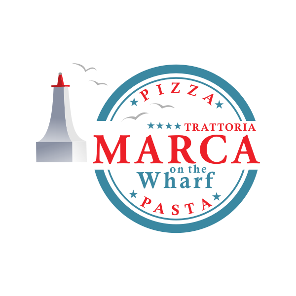Logo Design by Rudy - Entry No. 60 in the Logo Design Contest New Logo Design for Marca on the Wharf.