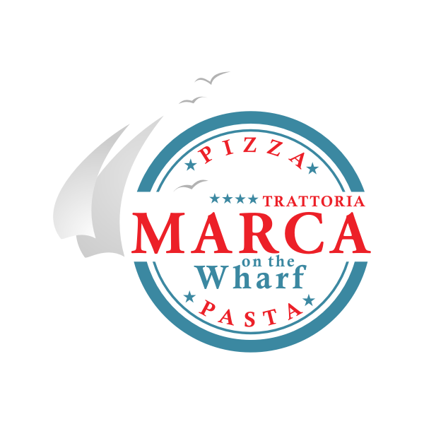 Logo Design by Rudy - Entry No. 61 in the Logo Design Contest New Logo Design for Marca on the Wharf.