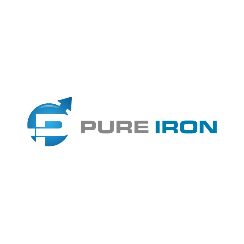 Logo Design by untung - Entry No. 107 in the Logo Design Contest Fun Logo Design for Pure Iron.