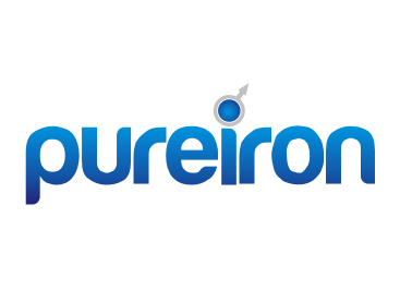 Logo Design by TUNJH - Entry No. 110 in the Logo Design Contest Fun Logo Design for Pure Iron.