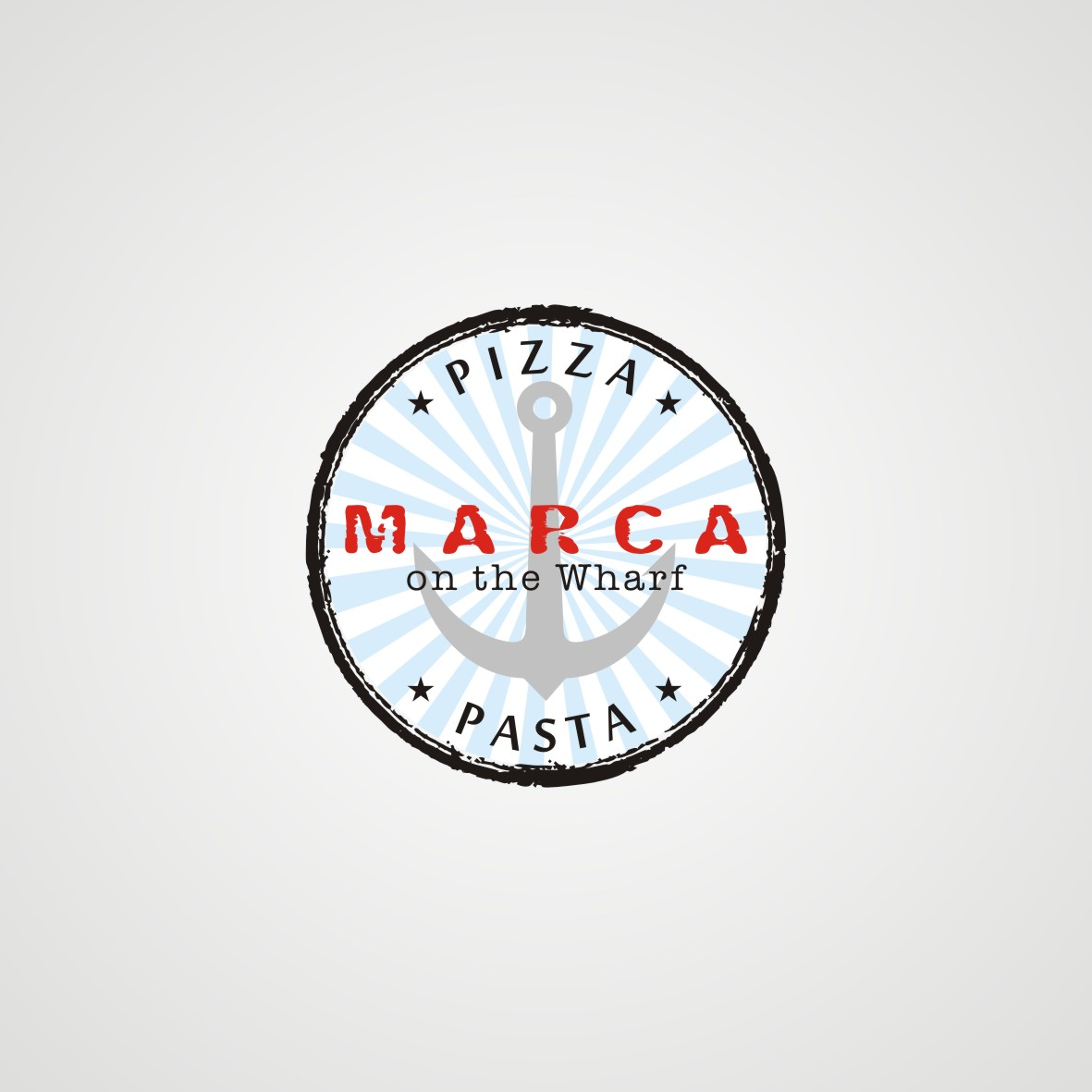 Logo Design by arteo_design - Entry No. 62 in the Logo Design Contest New Logo Design for Marca on the Wharf.