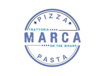 Logo Design by TUNJH - Entry No. 63 in the Logo Design Contest New Logo Design for Marca on the Wharf.