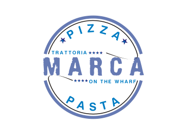 Logo Design by TUNJH - Entry No. 64 in the Logo Design Contest New Logo Design for Marca on the Wharf.