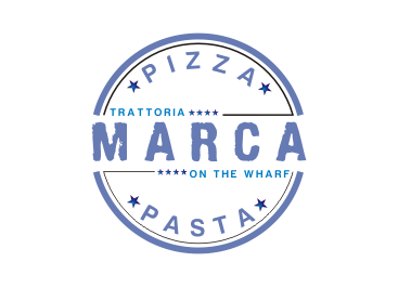 Logo Design by TUNJH - Entry No. 65 in the Logo Design Contest New Logo Design for Marca on the Wharf.