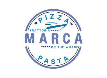 Logo Design by TUNJH - Entry No. 66 in the Logo Design Contest New Logo Design for Marca on the Wharf.