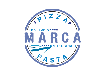 Logo Design by TUNJH - Entry No. 67 in the Logo Design Contest New Logo Design for Marca on the Wharf.