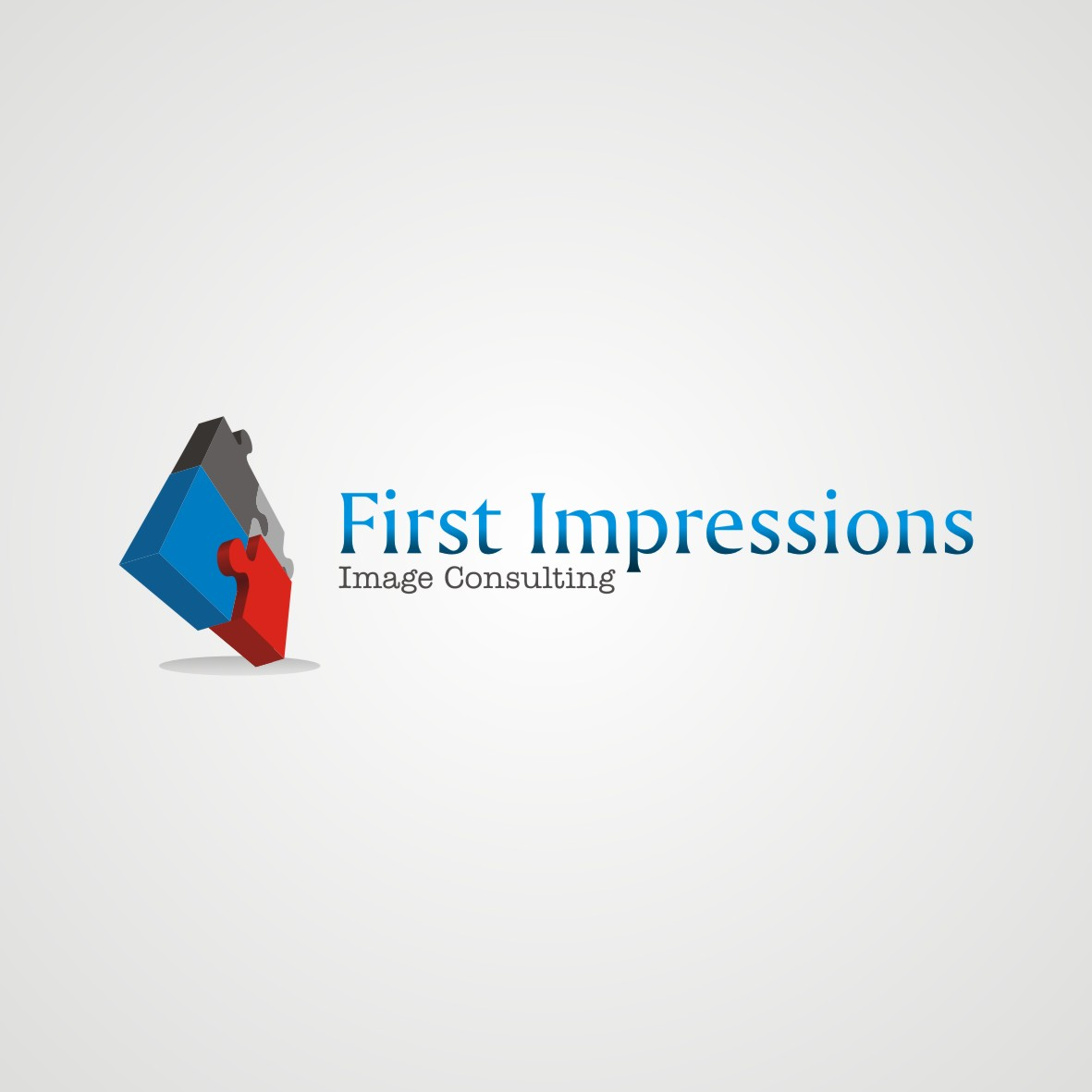 Logo Design by arteo_design - Entry No. 37 in the Logo Design Contest First Impressions Image Consulting Logo Design.