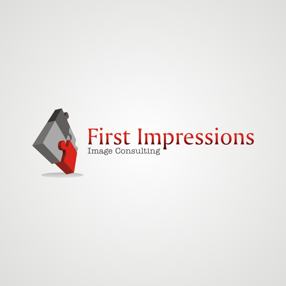 Logo Design by arteo_design - Entry No. 38 in the Logo Design Contest First Impressions Image Consulting Logo Design.
