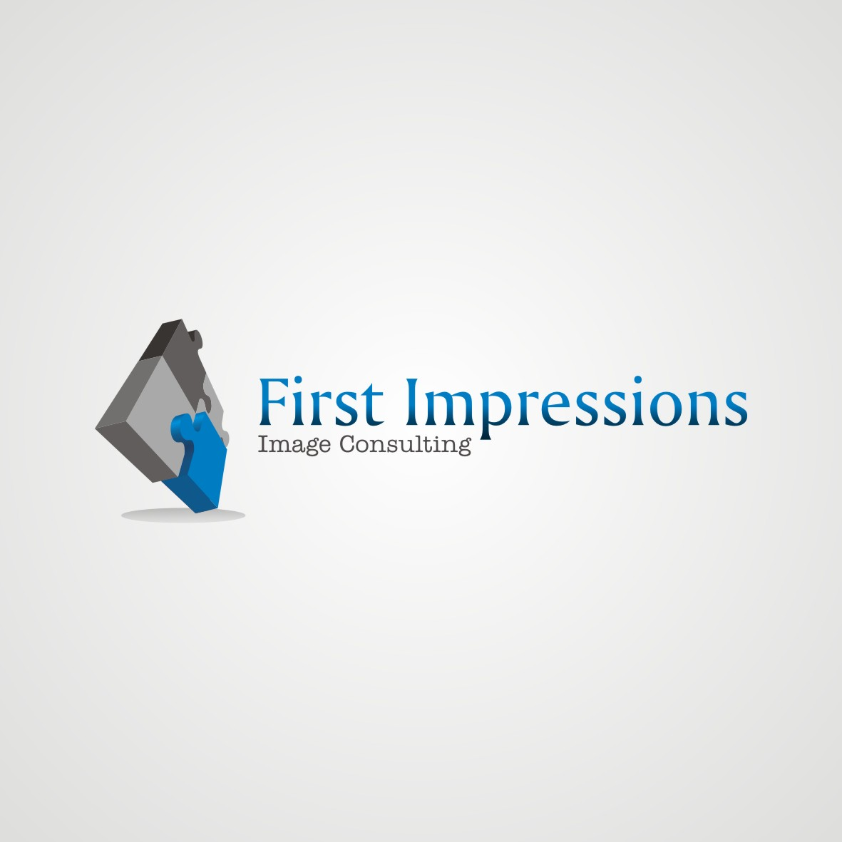 Logo Design by arteo_design - Entry No. 47 in the Logo Design Contest First Impressions Image Consulting Logo Design.