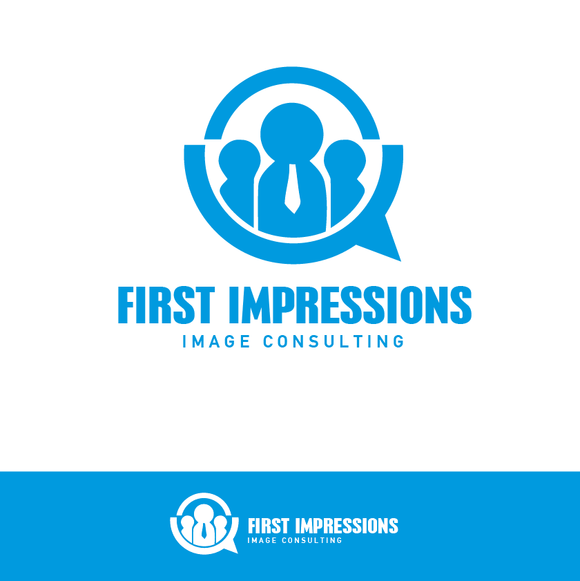 Logo Design by limix - Entry No. 50 in the Logo Design Contest First Impressions Image Consulting Logo Design.