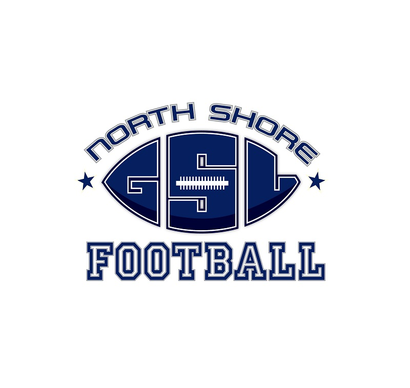 Logo Design by kowreck - Entry No. 22 in the Logo Design Contest Unique Logo Design Wanted for GSL Football, also known as North Shore Football.