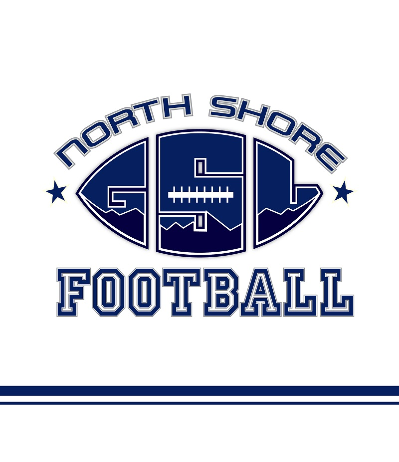 Logo Design by kowreck - Entry No. 24 in the Logo Design Contest Unique Logo Design Wanted for GSL Football, also known as North Shore Football.