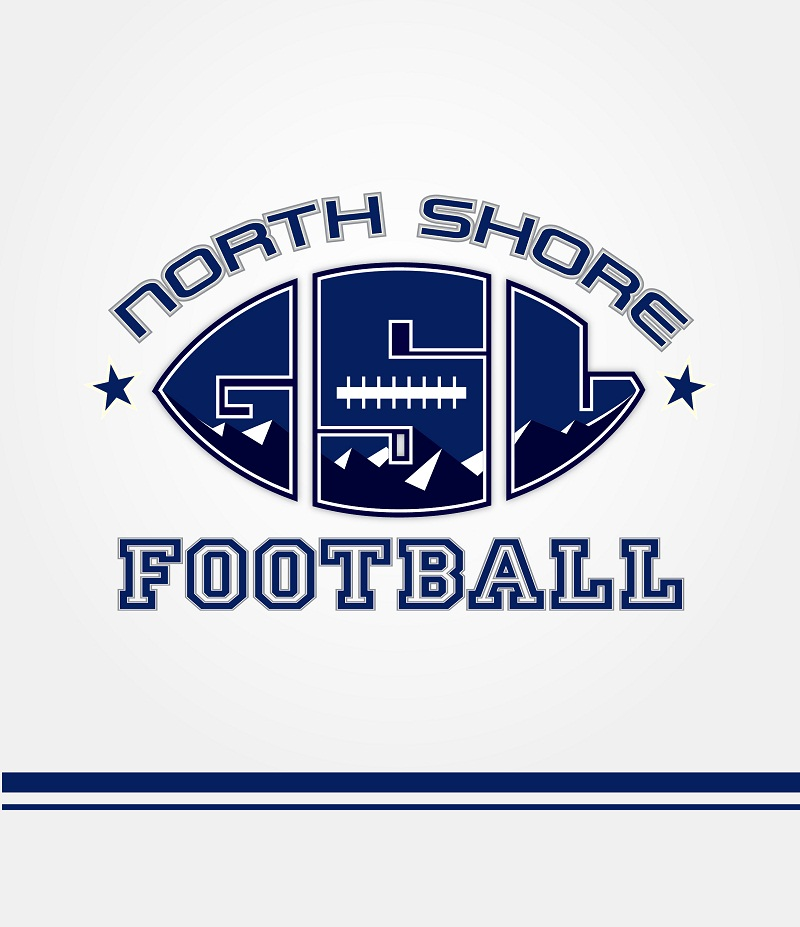 Logo Design by kowreck - Entry No. 25 in the Logo Design Contest Unique Logo Design Wanted for GSL Football, also known as North Shore Football.