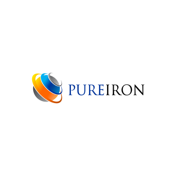 Logo Design by cholid - Entry No. 140 in the Logo Design Contest Fun Logo Design for Pure Iron.