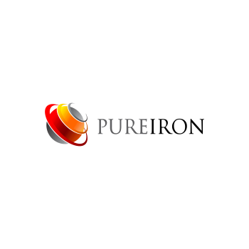Logo Design by cholid - Entry No. 141 in the Logo Design Contest Fun Logo Design for Pure Iron.