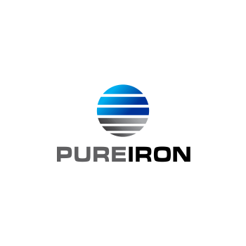 Logo Design by cholid - Entry No. 142 in the Logo Design Contest Fun Logo Design for Pure Iron.