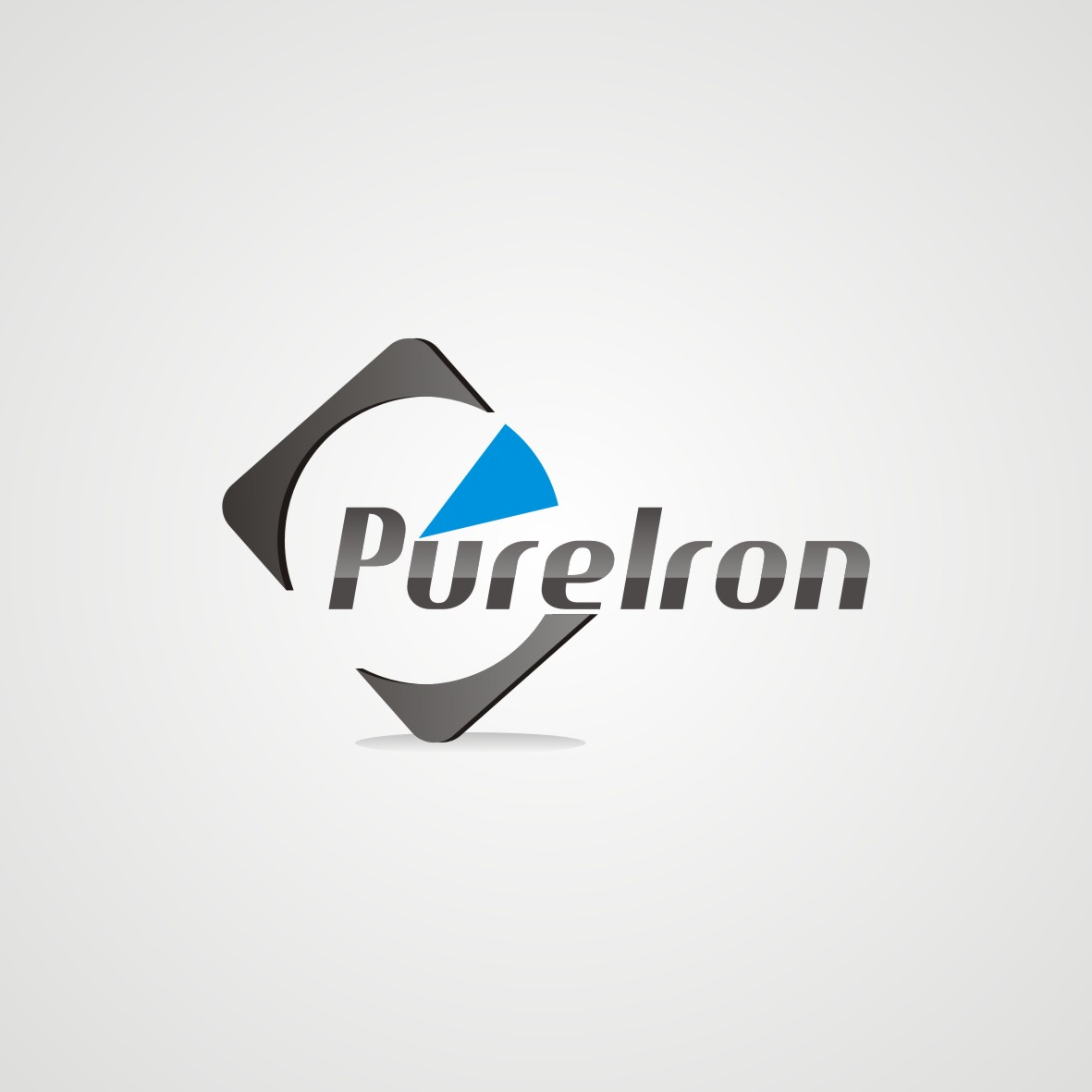 Logo Design by arteo_design - Entry No. 150 in the Logo Design Contest Fun Logo Design for Pure Iron.