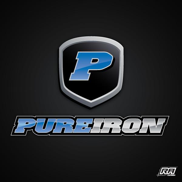 Logo Design by RA-Design - Entry No. 151 in the Logo Design Contest Fun Logo Design for Pure Iron.