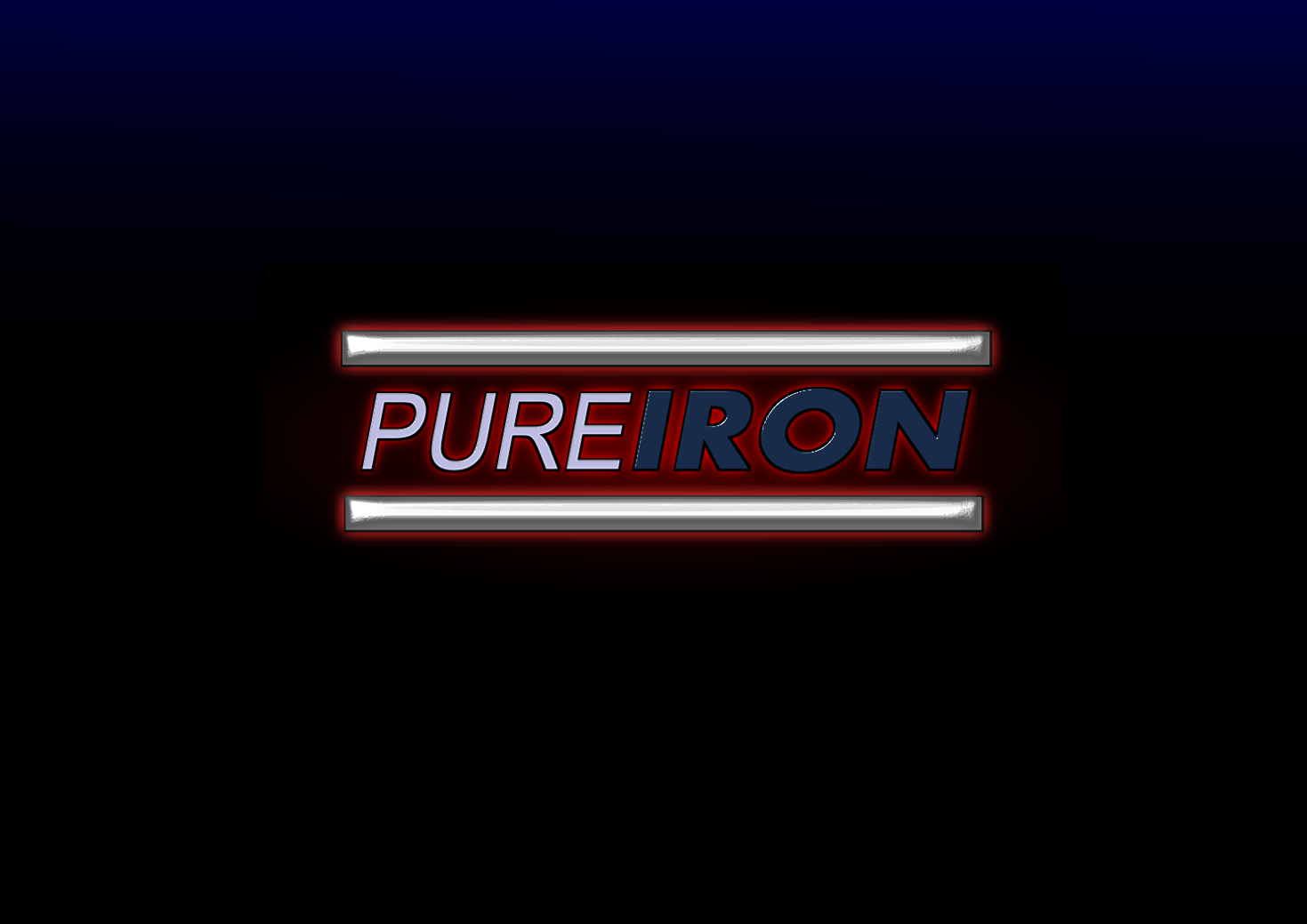 Logo Design by whoosef - Entry No. 163 in the Logo Design Contest Fun Logo Design for Pure Iron.