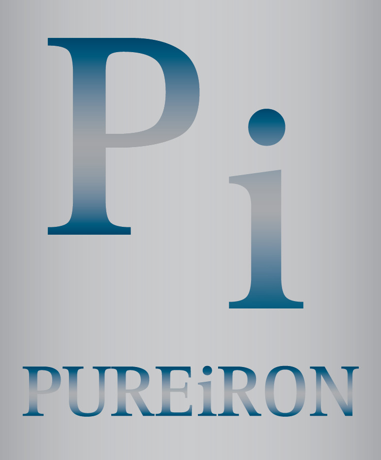 Logo Design by Saakshi Khanna - Entry No. 164 in the Logo Design Contest Fun Logo Design for Pure Iron.