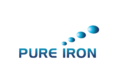 Logo Design by Sohil Obor - Entry No. 171 in the Logo Design Contest Fun Logo Design for Pure Iron.