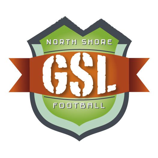 Logo Design by evaxi - Entry No. 27 in the Logo Design Contest Unique Logo Design Wanted for GSL Football, also known as North Shore Football.