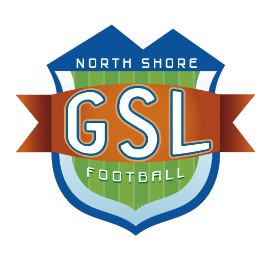 Logo Design by evaxi - Entry No. 28 in the Logo Design Contest Unique Logo Design Wanted for GSL Football, also known as North Shore Football.