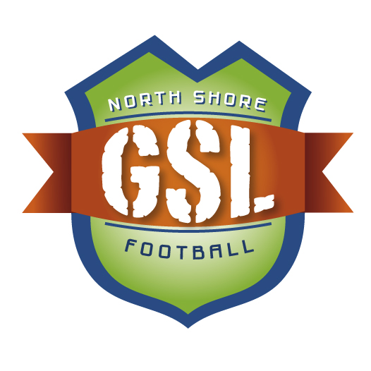 Logo Design by evaxi - Entry No. 29 in the Logo Design Contest Unique Logo Design Wanted for GSL Football, also known as North Shore Football.