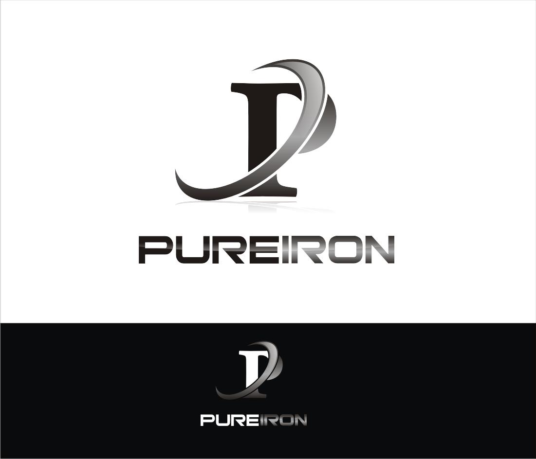 Logo Design by muladi - Entry No. 175 in the Logo Design Contest Fun Logo Design for Pure Iron.