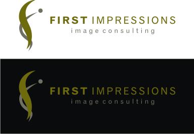 Logo Design by Artbeno Artbeno - Entry No. 73 in the Logo Design Contest First Impressions Image Consulting Logo Design.