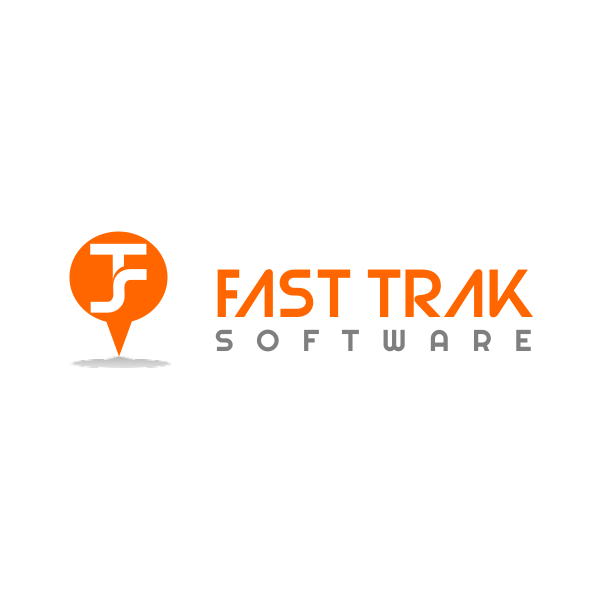 Logo Design by Rudy - Entry No. 1 in the Logo Design Contest Fast Trak Software Logo Design.