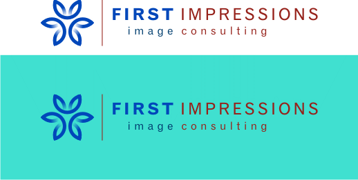 Logo Design by Artbeno Artbeno - Entry No. 77 in the Logo Design Contest First Impressions Image Consulting Logo Design.