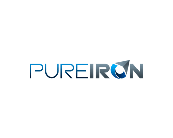 Logo Design by cheetah - Entry No. 191 in the Logo Design Contest Fun Logo Design for Pure Iron.