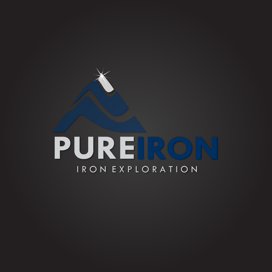 Logo Design by moonflower - Entry No. 207 in the Logo Design Contest Fun Logo Design for Pure Iron.