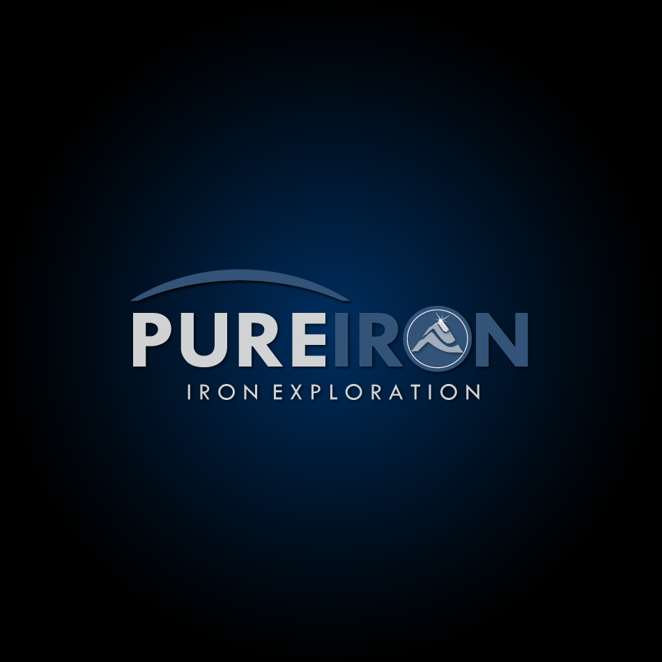 Logo Design by moonflower - Entry No. 210 in the Logo Design Contest Fun Logo Design for Pure Iron.