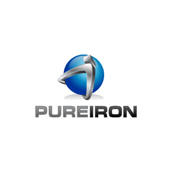 Logo Design by cholid - Entry No. 224 in the Logo Design Contest Fun Logo Design for Pure Iron.
